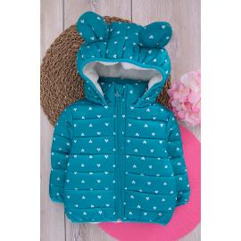 Girl's Coat - blue