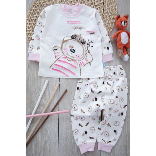 Baby pajamas two pieces age of nine months to a year and a half