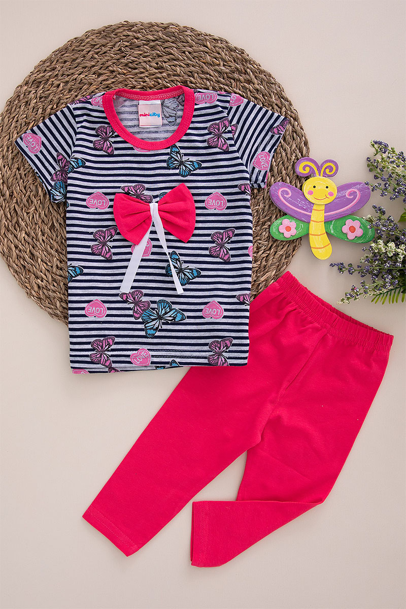 Baby set with two pieces Bbionh